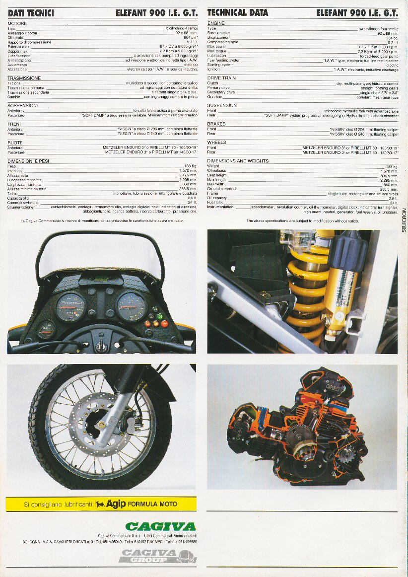 untitled document rh elefant endless horizons net Ducati Cagiva Elefant cagiva elefant 900 service manual
